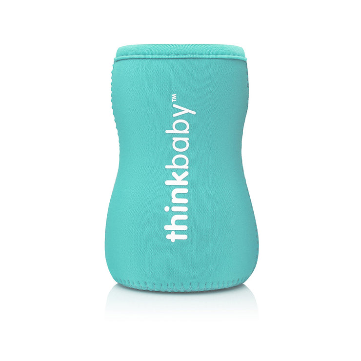 Neoprene Thermal Bottle Sleeve - Blue