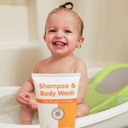 Thinkbaby Shampoo & Body Wash, Papaya (8oz)
