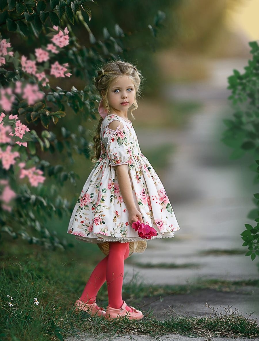 Rose Doll Dress
