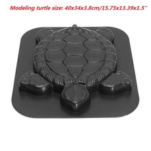 Load image into Gallery viewer, Garden Walk Pavement Mold DIY Manually Paving Cement Brick Stone Road Concrete Molds Path Maker Reusable DIY Manually Paving