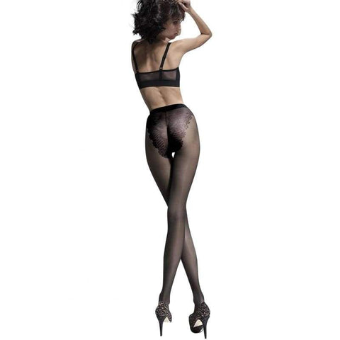 LINGERIE HOT COLLANTS SEXY NOIR