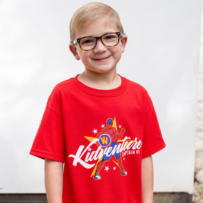 'Captain KV' Explorer Camp T-Shirt