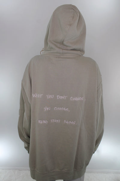 the choose you sweatshirt from Boys Lie