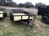 Ranch King 6'10 x14 Tandem- TC14610-70EFMR- 7360