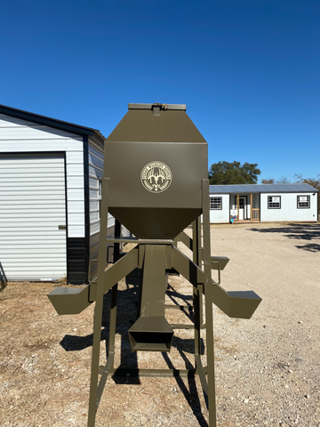 Texas Wildlife Supply- 600 lb Protein Feeder
