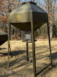Texas Wildlife Feeder 1000lb