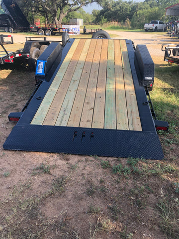 "LoadTrail 83"" x 20' Tandem Tilt-N-Go -TH8320072 - 2601"