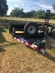 "LoadTrail 83"" x 20' Tandem Tilt-N-Go -TH8320072 - 7664"