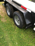 Ranch King 6'10 x 16 Tandem Axle Utility Trailer with ramps- 2546