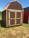 8 x 16 Urethane Lofted Barn
