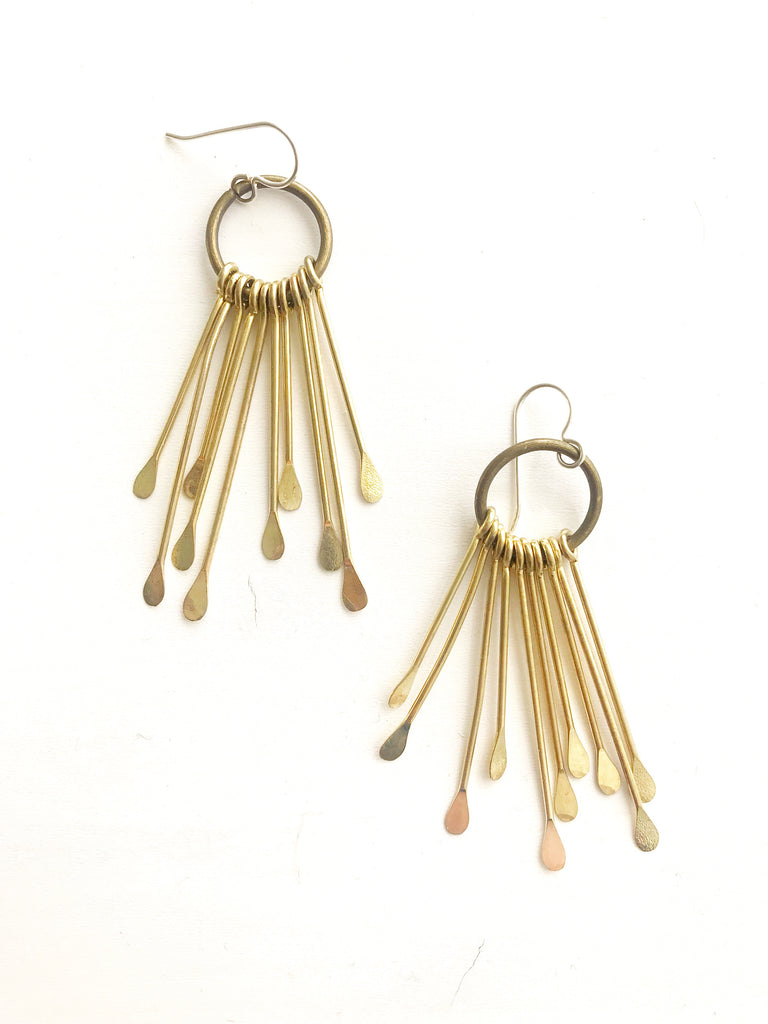 Lash Earrings