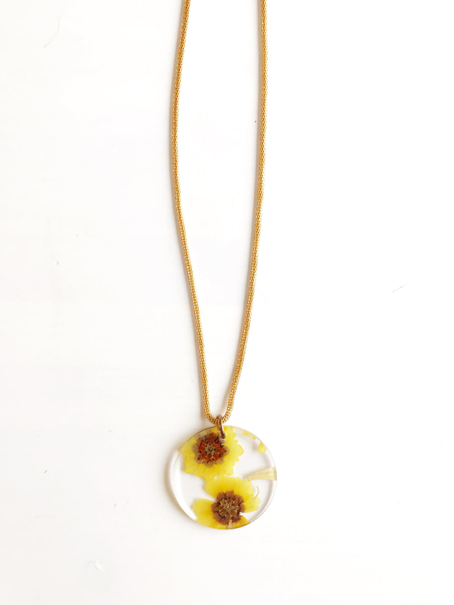 Sol Bloom Necklace
