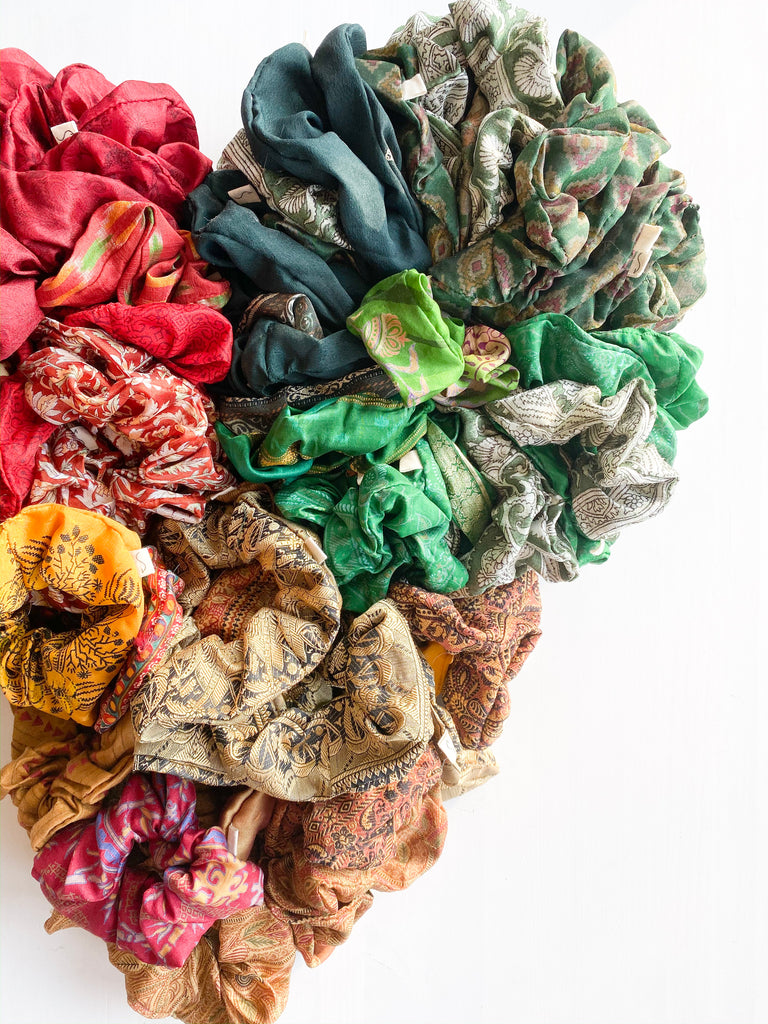 Hair Scrunchies pack