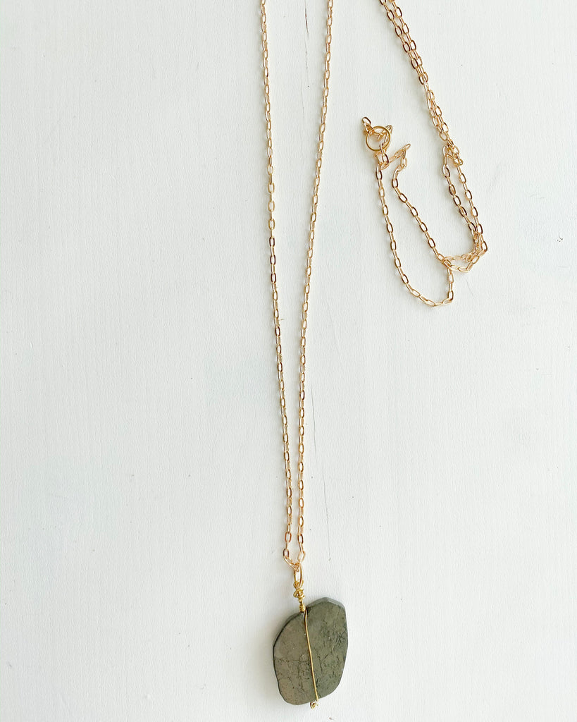 Rock Solid Necklace