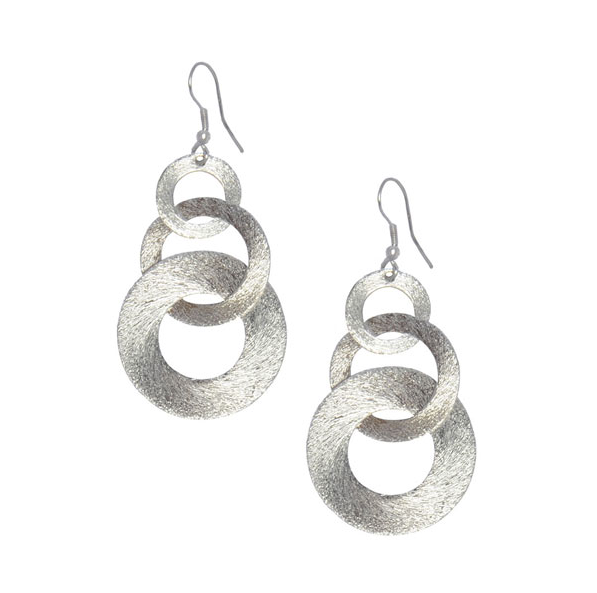 Hoop-d earrings
