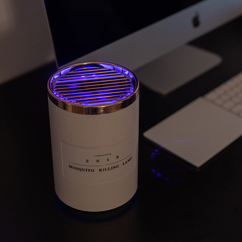 USB  Physical Candlestick Mosquito Killer Lamp