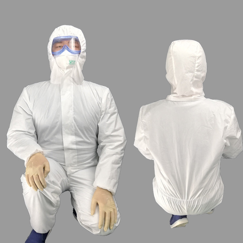 Disposable Safety Coverall Suit