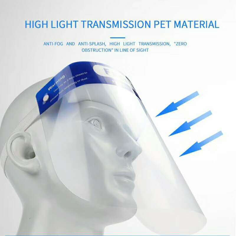 Outdoor Protective Face Shield (1pc)
