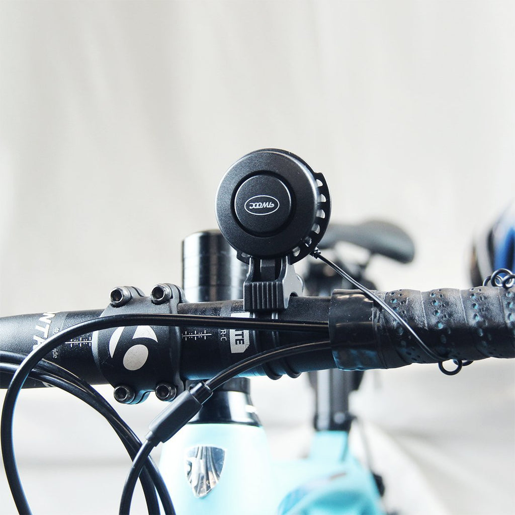 USB Rechargeable Bike Horn