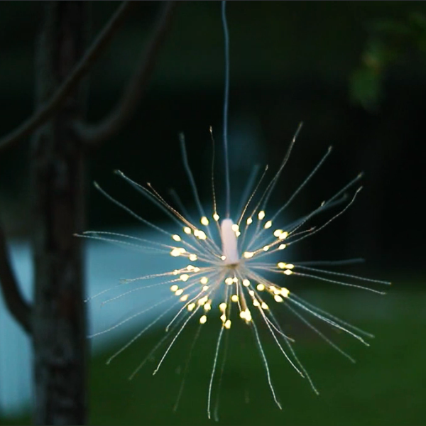 LED Firework Copper Wire Lights