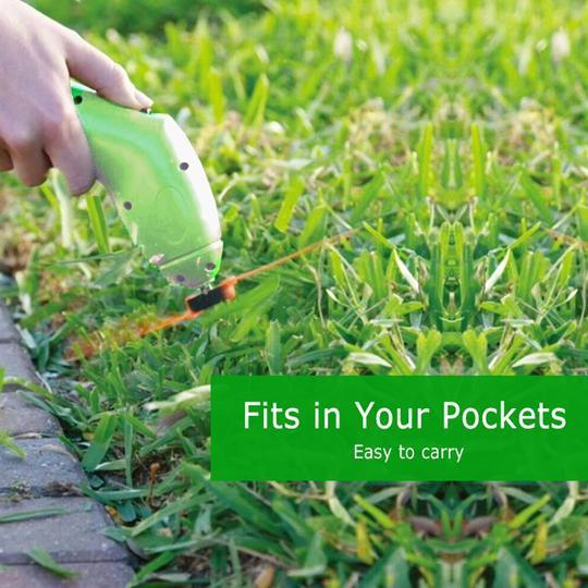 Handheld Mini Grass Weed Trimmer