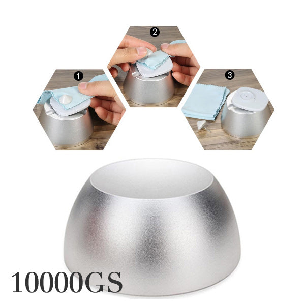 10000GS EAS System Golf Detacher Super Magnetic Tag Remover