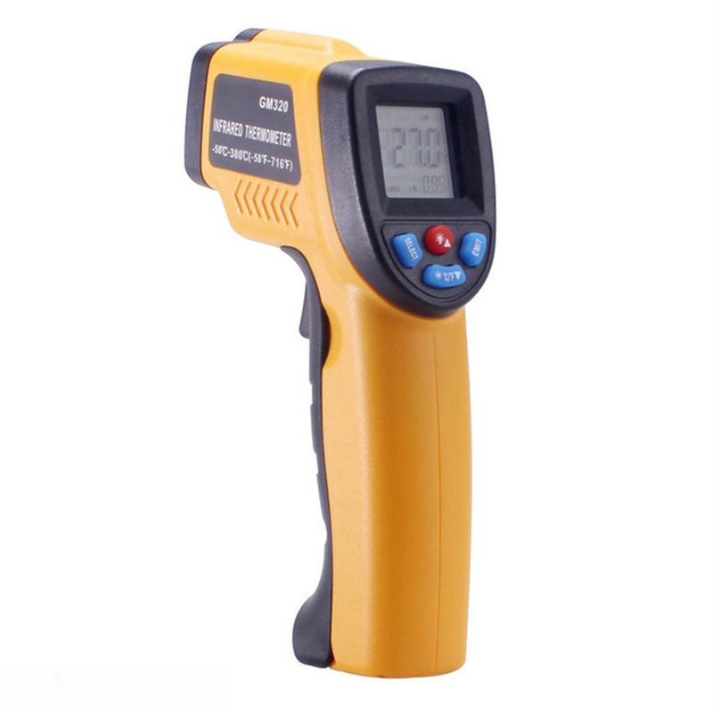 Infrared Thermometer -50℃ ~ +550℃