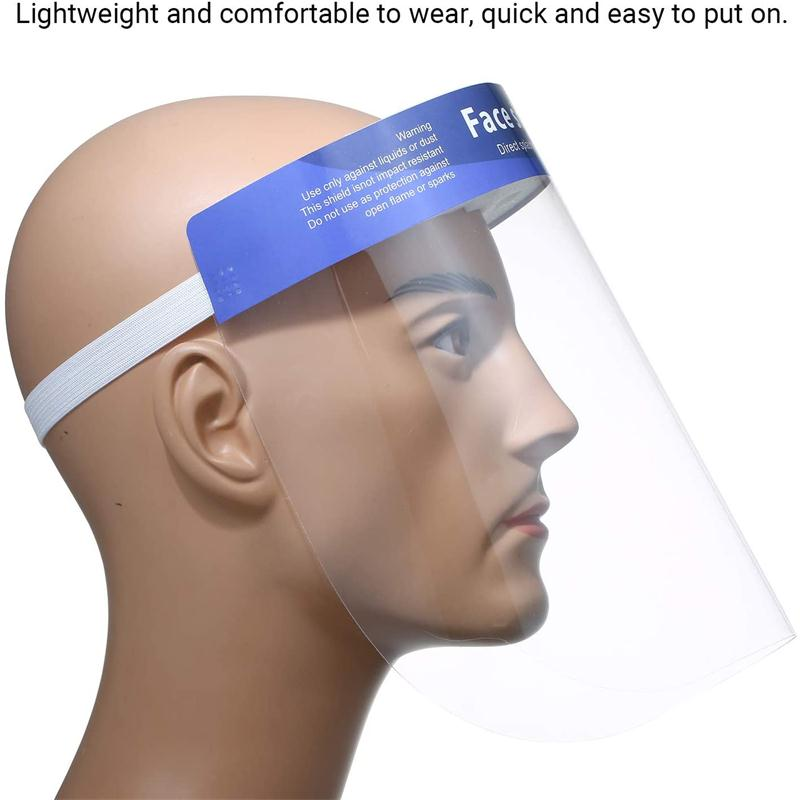Outdoor Protective Face Shield