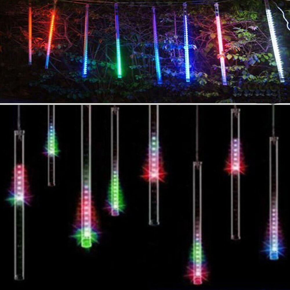 Meteor Lights Snow Fall Lights Outdoor Waterproof
