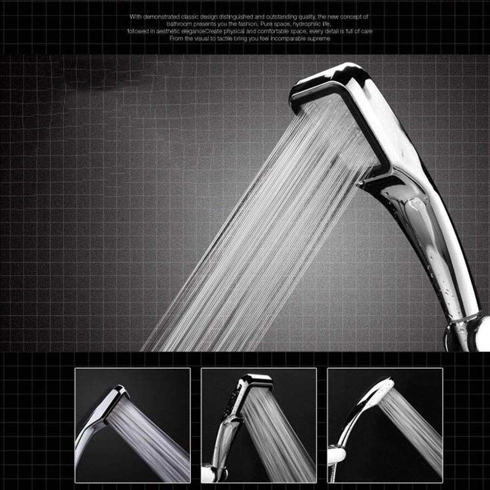 300 Holes Shower Head High Pressure Handheld Fashion High Quality Accessories