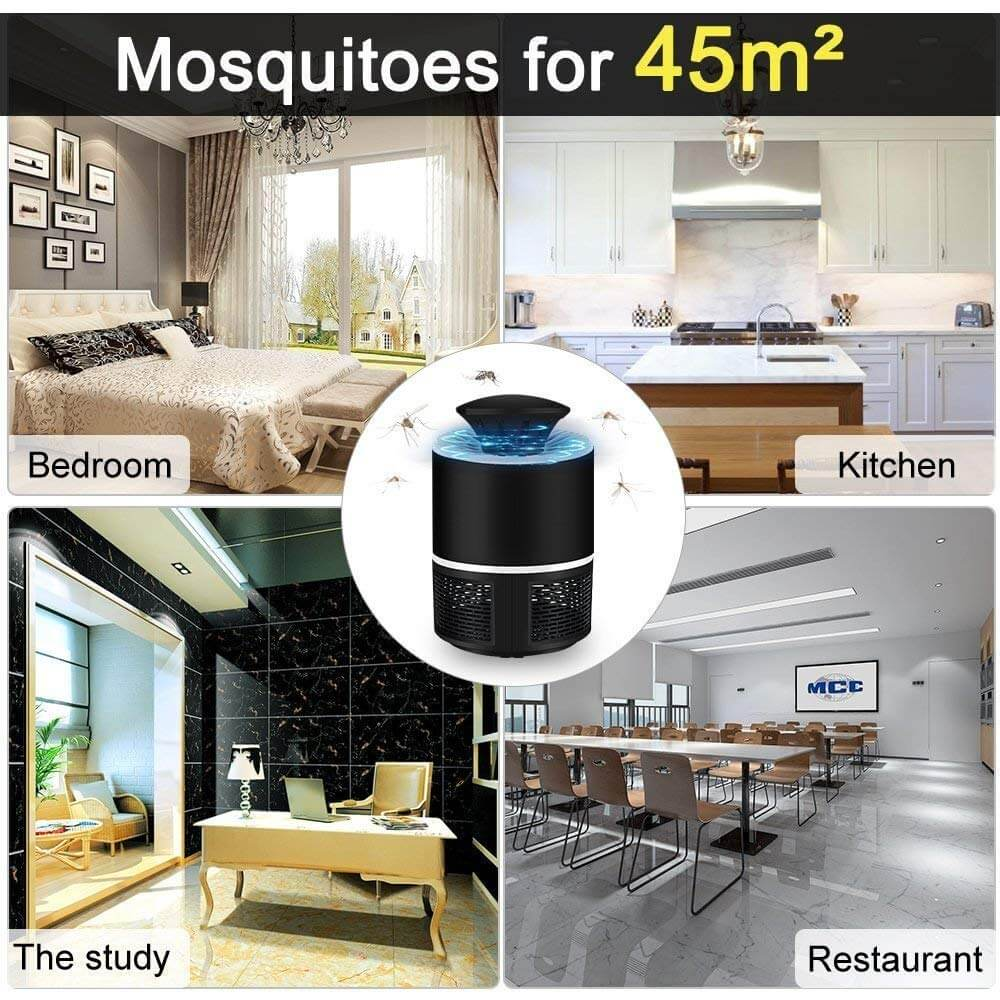 Electric Mosquito Insect Killer USB Power