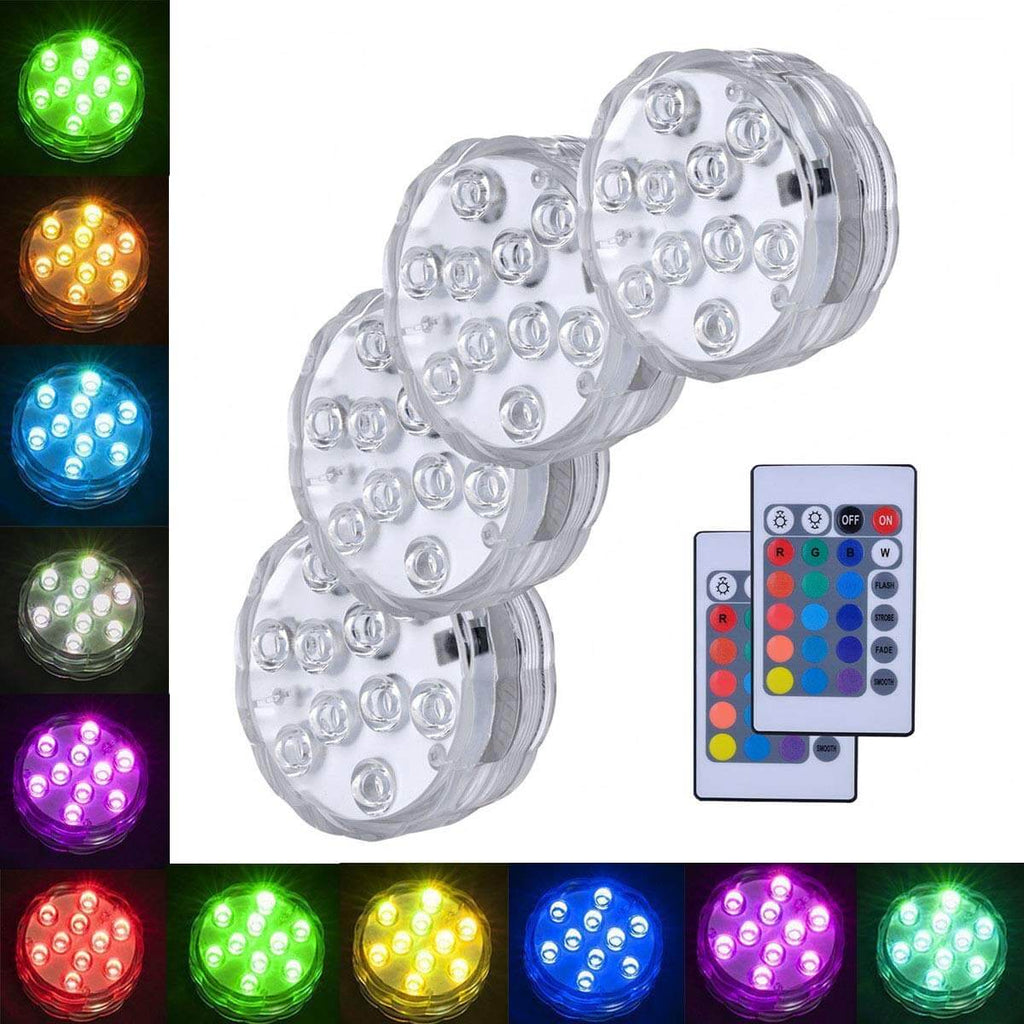 Waterproof LED Lights Wireless Control