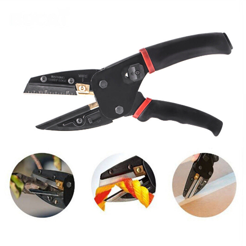 3 in 1 Cutting Pliers With Garden Pruning Shears