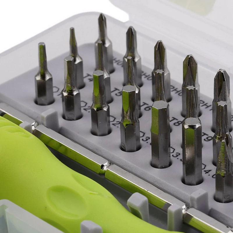 32 In 1 Mini Precision Magnetic Screwdriver Set