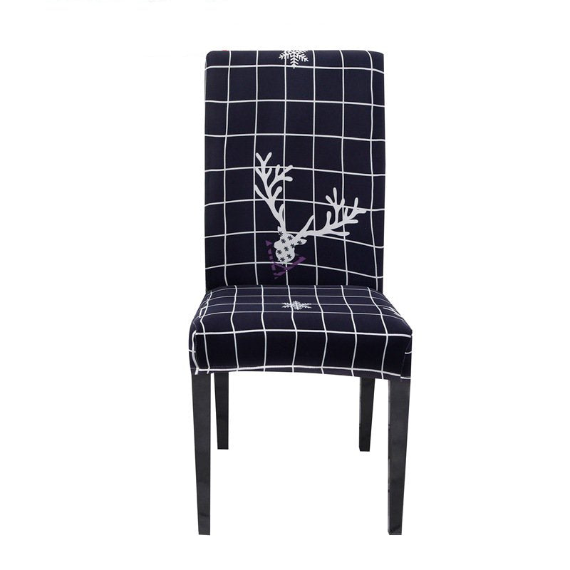 Removable Washable Dining Chair Protector Cover Style 6
