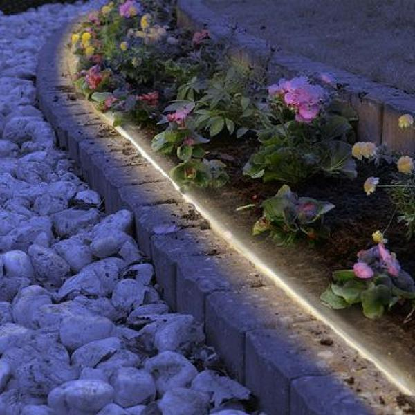 Solar Strips Light For Garden