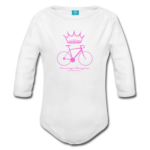 Bicycle Princess - white