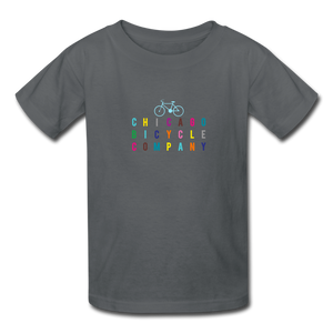 Kids Colors T - charcoal