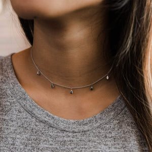Shay Drop Choker