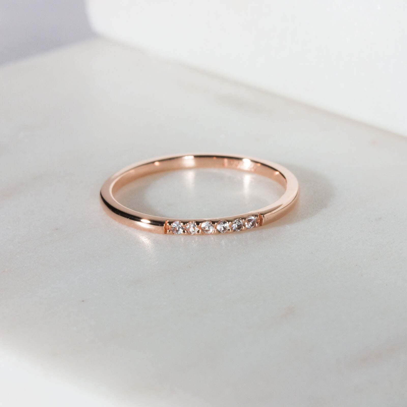 Eve Pave Ring