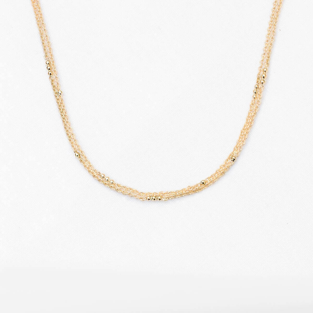 Kaia Beaded Choker