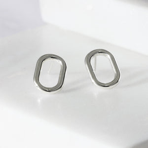 Taylor Oval Hoops