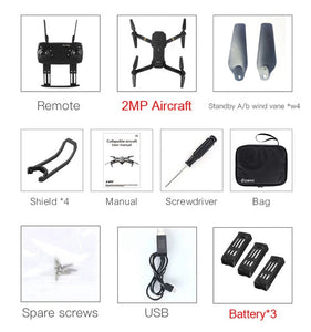 Camera Quadcopter Pocket Drone