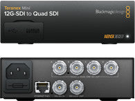 Blackmagic Teranex Mini - new!