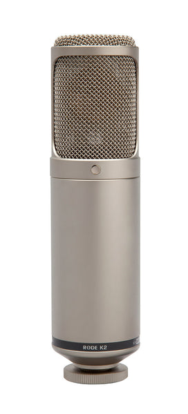 Rode K2 Variable Pattern Dual Condenser Valve Microphone - new!