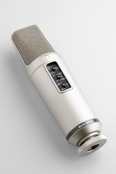 Rode NT2-A Multi-Pattern Dual Condenser Microphone - new!