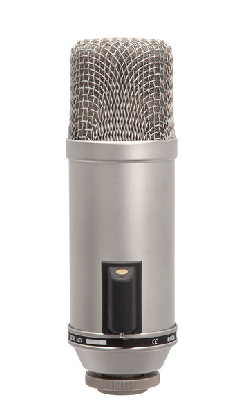 Rode Broadcaster End-Address Broadcast Condenser Microphone - new!