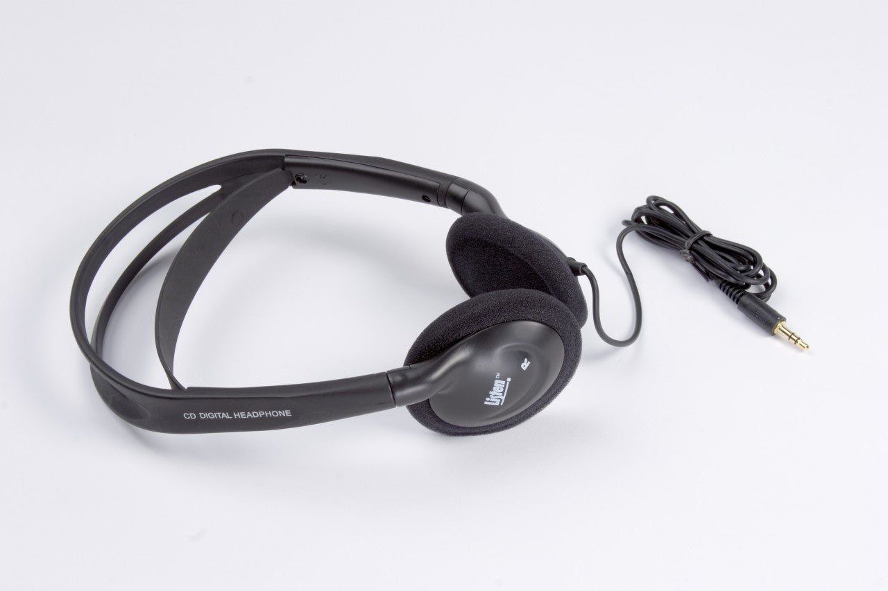 Listen FM Hearing Loop Headphones