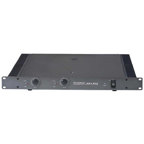 Phonic MAX-500 240 Watt Power Amplifier