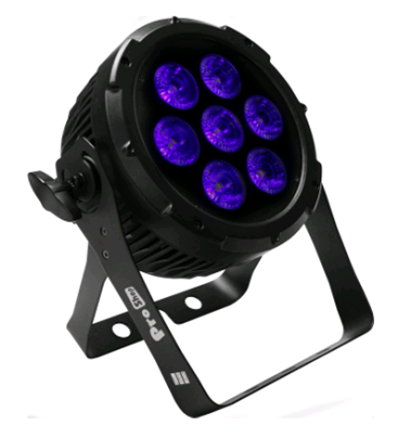 LED PAR Hex-7 - NEW
